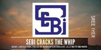 "SEBI cracks the whip, declares Motilal Oswal company and India Infoline brokerage firms as ""not fit and proper"""