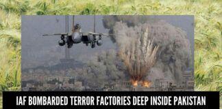 According to sources, Balakot, Chakoti, and Muzaffarabad pads destroyed. Alpha-3 control rooms of Jaish also destroyed