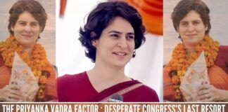 Marketing the Priyanka Vadra factor: Desperate Congress's last resort