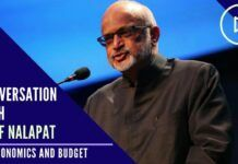 Vote on account Budget is constrained in what it can pass and suggest. The real budget is where the details are and Prof. Nalapat discusses the headwinds Indian economy is facing