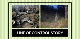 line of control story