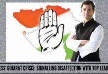 Congress' Gujarat crisis: Signalling disaffection with top leadership