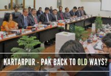Pakistan is back to is old tricks of promising a lot and delivering little as Kartarpur corridor talks disappoint