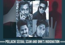 Pollachi Sexual Scam and DMK's indignation