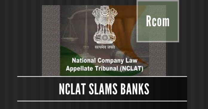 Was it over-optimistic on part of banks to recover RCom's 37,000 crore dues? NCLAT raps them on the knuckles.