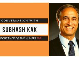 Why is 108 considered auspicious? Did humans have the power of moving objects (telekinesis)? Watch this in-depth conversation with Prof. Kak to know more...