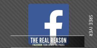 The real reason Facebook took down the pages of various entities in India