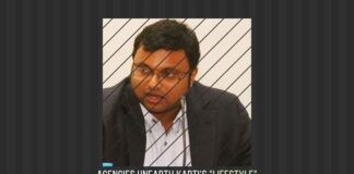 Salacious details of Karti Chidambaram's lifestyle, his conquests and rapid-fire directives to minions