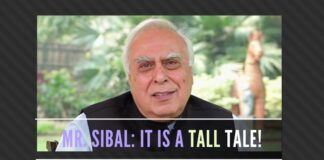 The numbers quoted in the fake currency counterfeiting claims of Kapil Sibal using an ex-RAW Constable do not add up