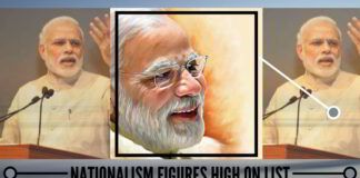 Modi sets the tone for poll campaigning, nationalism figures high on list