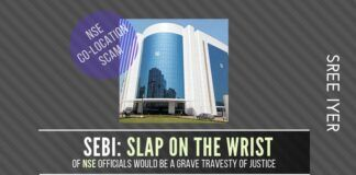 Has SEBI weighed the consequences of handing down small fines in the co-location scam that is alleged to have netted between 50,000-75,000 crores?