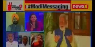 A spirited debate on what makes NaMo tick as a grand showman, even while in a non-political interview, the underlying message is why one should vote for Brand Modi