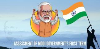 Assessment of Modi government's first term