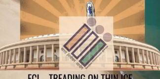 Election Commission of India – Treading on thin Ice