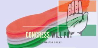 """Are crores of rupees being lined up to """"buy"""" MPs by Congress in the event of a hung Parliament?"""