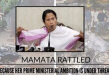 But why is Mamata Banerjee resorting to extreme steps — in her language — and her party workers rampaging across the state?