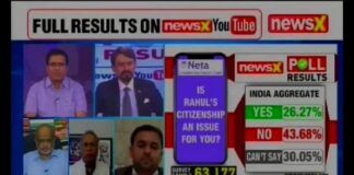 With a wide pool of close to 80,000 votes, Neta App has a wide reach and interesting results show up in this debate. Watch the ending portion on how to Vote from home