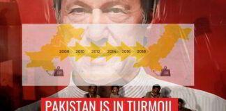 Pakistan is in turmoil