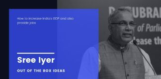 Sree Iyer gives his views on a TimesNow panel debate followed by a detailed explanation on how the Government can fix this