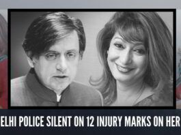 Why Delhi Police silent on 12 injury marks on her body?