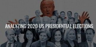 Analyzing 2020 US Presidential Elections