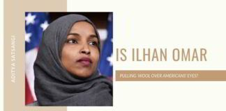 Is Ilhan Omar pulling wool over Americans' eyes?