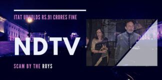 The ITAT ruling closes one more door on the promoters of NDTV, Prannoy Roy and Radhika Roy