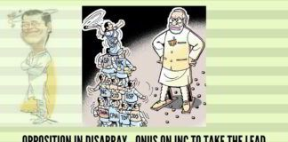 India needs an opposition who's agenda should be 'India' not 'Modi Hatao'.