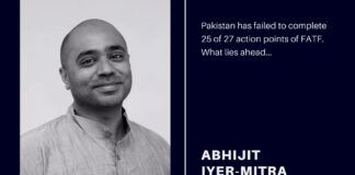 Come October 2019, the FATF will have to act on Pakistan. Which countries in the FATF will side with Pakistan and why and what it means - An in-depth discussion on the compulsions of the countries that might support Pakistan, with Abhijit Iyer-Mitra.
