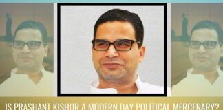 Is Prashant Kishor the modern day political mercenary?