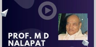 Prof M D Nalapat remembers P V Narasimha Rao one of India's greatest ever PMs
