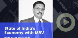 Dark clouds gathering on the horizon for the Indian Economy? How will removal of Special Status by the US affect India? What about Crude imports from Iran? A must see video!