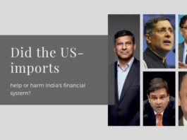 Has India benefited from the import of US-trained financial experts? Or were their ideas too radical?