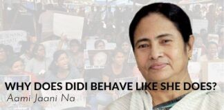Why does Mamata Banerjee behaves like she does?