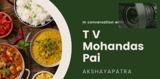 The falsitude of #BreakingIndia forces is stunning. They are out to trash #Akshayapatra, which is feeding hungry children efficiently in about Rs.11 a meal. Citing lack of Onion, Garlic, and Meat in the food. In a co-ordinated manner three entities have started trashing APF. Time the viewers know the real facts.