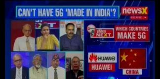 From requiring repeaters every street light to having them connected via fiber, 5G technology can be a game changer. A lot of digging/ shoveling to put fiber in place so perhaps Smart cities are the best places to test it... an engrossing discussion on NewsX.