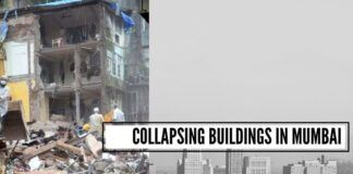 Collapsing Buildings in Mumbai : Price of Moral Degradation of a Society