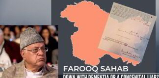Sadly, the evils of Articles 370 and 35A are not understood by the people of J&K like Farooq Abdullah.