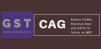 CAG blames three entities for failure in collections of GST