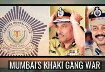 Mumbai's Khaki Gang war