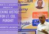 Prof K G Acharya Speech at the Website launch on seeking justice for Lt. Col. Purohit www.justiceforltcolpurohit.org organised by VHS Maharashtra