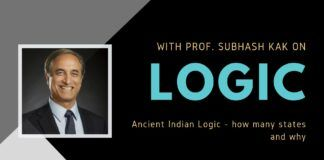It is believed that Aristotle's disciple traveled with Alexander to India and took back the concept of Logic. All Western Logic is 2-state based (True or False) but Ancient Indian Logic was more nuanced...