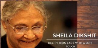 As far as Sheila Dikshit was concerned, what was good for Delhi was good for her.