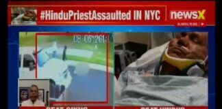 Hindu Priest Assaulted in New York, Imran Khan Visit to the US
