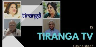 Is Congress leaders' sponsored Tiranga TV closing its doors? Were staffers hired with false promises?