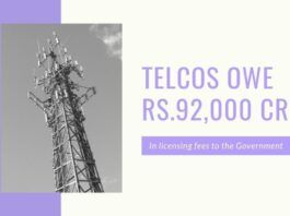 Government informs Supreme Court till date Telecom firms owe 92,000 crores
