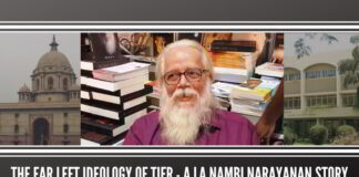 The Far Left Ideology of TIFR - a la Nambi Narayanan story