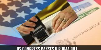 US Congress passes H R 1044 bill to help highly skilled immigrants get their Green cards faster