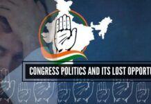 Lost Congress