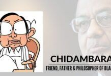Being Finance Minister in the UPA government was Chidambaram's finest hour.